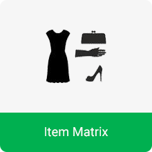 Item Matrix - InfoPOS