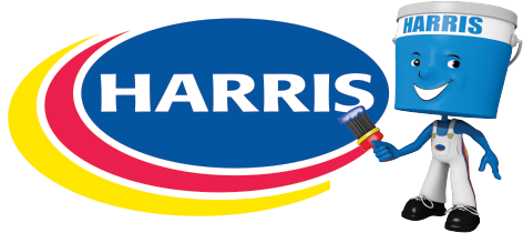 Harris Paints Logo